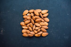 CRUNCH ON ALMONDS FOR HEALTHY NAILS