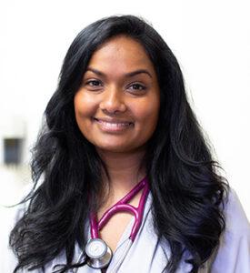 Dr. Sheila Wijayasinghe nails