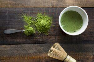 GREEN TEA for hair