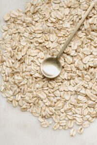 OATMEAL IS GOOD FOR YOUR BODY, INSIDE AND OUT