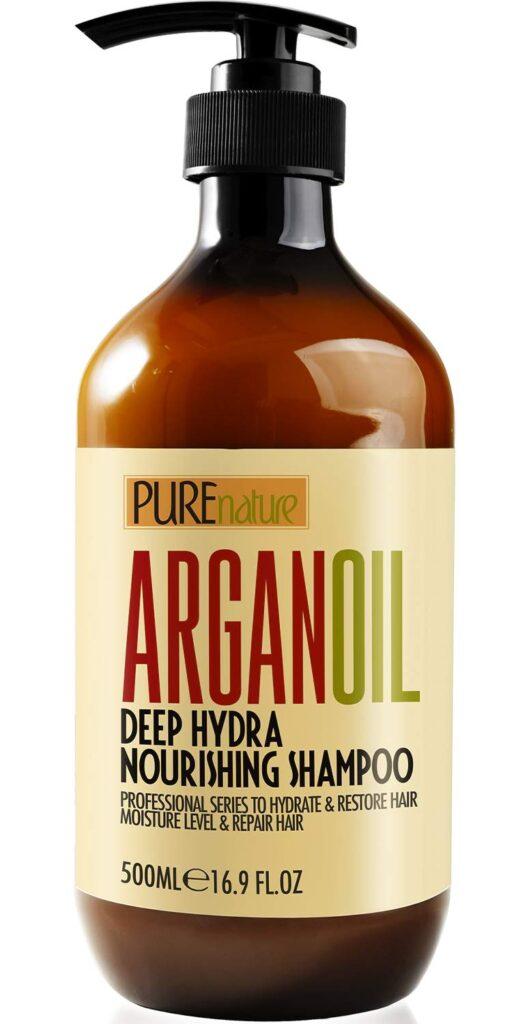 Pure Nature Argan Oil shampoo & conditioner