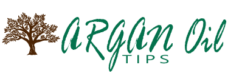 argan oil tips logo